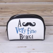 A Very Fine Beard Trim Wash Bag