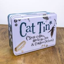 Cat Essentials Tin