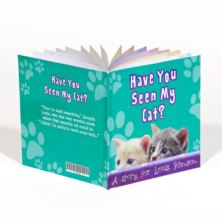 Personalised Children's Book - Have You Seen My Cat?