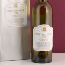 Chateau Neuf Du Crap Wine Bag