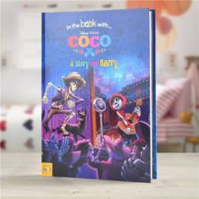 Personalised Coco Disney Pixar Book