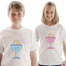 First Holy Communion Personalised T-Shirt