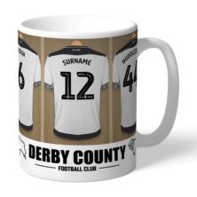 Personalised Derby County FC Crest Pillowcase
