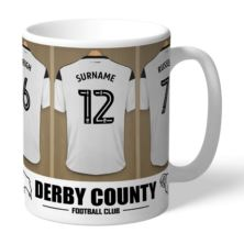 Personalised Derby County Dressing Room Mug