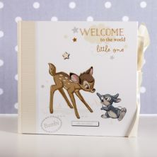 Disney Bambi Welcome To The World Photo Album