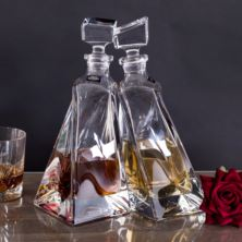 Personalised Lovers Decanter