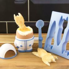 Eggstronaut, Boiled Egg Set