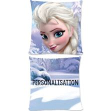 Personalised Disney Frozen Elsa Small Cushion