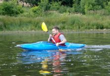 Kayaking Experience in West Sussex