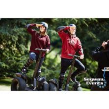 2 for 1 60 Minute Segway Experience - Weekdays