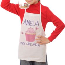 Personalised Fairy Cake Maker Children's Apron