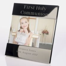 Engraved First Holy Communion Photo Frame