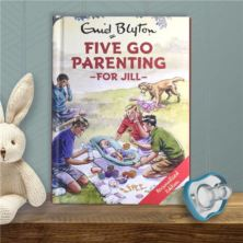 Personalised Enid Blyton Book - Five Go Parenting