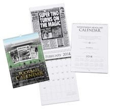 Personalised Football Calendar