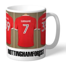 Personalised Nottingham Forest FC Crest Pillowcase