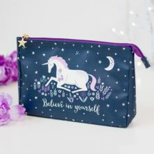 Starlight Unicorn Wash Bag