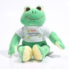 Personalised Happy Frog
