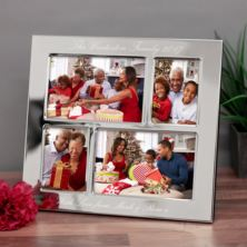 Engraved Collage Photo Frame