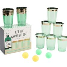 Let The Games Be-Gin, Gin Pong Drinking Game