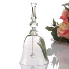 Personalised Glass Bell