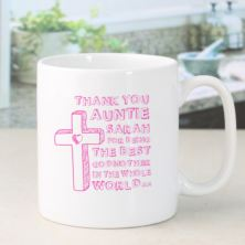 Personalised Godmother Mug Sketch Style