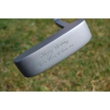 Engraved Golf Putter