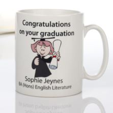 Personalised Graduation Mug