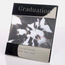 Engraved Graduation Photo Frame