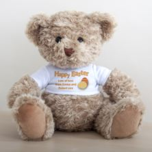 Personalised Easter Teddy Bear