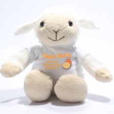 Personalised Easter Lamb Soft Toy
