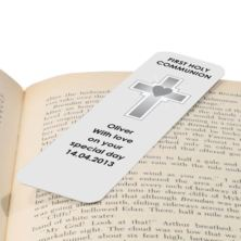 Personalised First Holy Communion Bookmark