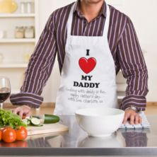 I Love My... Personalised Apron