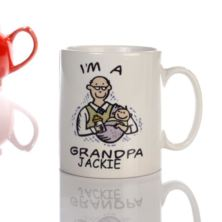 I'm A Grandpa Personalised Mug