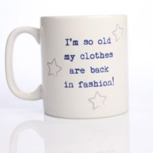 I'm So Old Personalised Mug