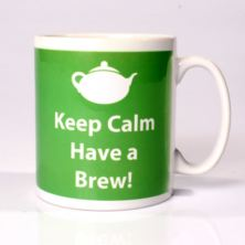 Keep Calm Personalised Mug