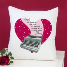 Personalised Kind Of Feeling Cushion