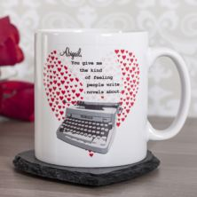 Personalised Kind Of Feeling Mug