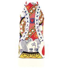 King Of Hearts Playing Card Apron