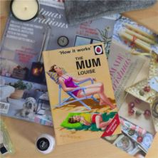 Personalised Ladybird Books For Adults - The Mum