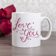 Personalised I Love Everything About You Mug