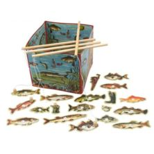 Magnetic Fish Pond - Bygone Games