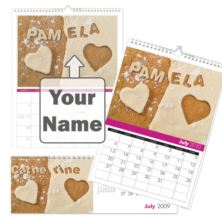 Personalised Best Mum Calendar