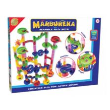 Marbureka Marble Runs (Bumper - 105 Pieces)