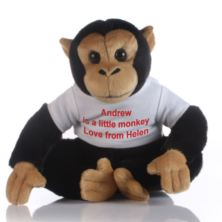 Personalised Message Monkey