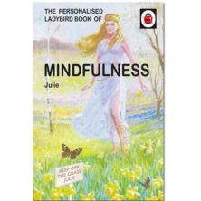 Personalised Ladybird Books For Adults - Mindfulness