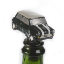 Mini Cooper Bottle Stopper