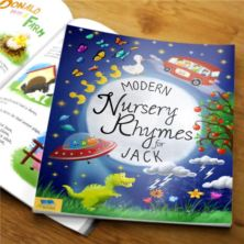 Modern Nursery Rhymes Book