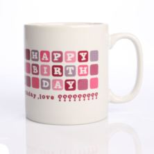 30th Birthday Personalised Mug