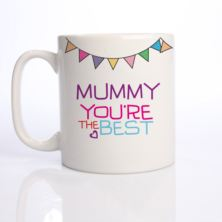 The Best Mummy Personalised Mug