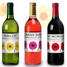 Personalised Mothers Day Wine